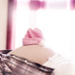 """Gorączkująca """"ciężarówka"""", czyli jak można leczyć podwyższoną temperaturę w okresie ciąży."""